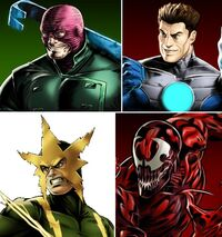 Frightful Four (Earth-12131) from Marvel Avengers Alliance 0001