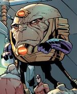 George Tarleton (M.O.D.O.K. Superior) (Earth-616) from Amazing Spider-Man Vol 1 675