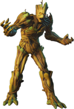 Groot (Earth-TRN765) from Marvel Ultimate Alliance 3 The Black Order 002