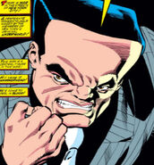 Hammerhead (Joseph) (Earth-616) from Amazing Spider-Man Vol 1 285 001