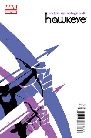 Hawkeye Vol 4 3