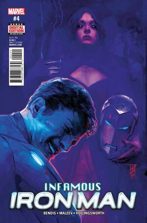 Infamous Iron Man Vol 1 4