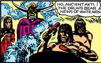 Jivaro Headhunters (Earth-616) from Captain America Comics Vol 1 2 0001
