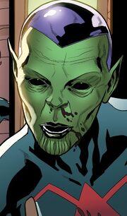 Julie Power (Skrull) (Earth-TRN590) from Spider-Man 2099 Vol 3 16 001