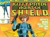Kitty Pryde: Agent of S.H.I.E.L.D. Vol 1 1