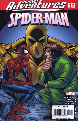 Marvel Adventures Spider-Man Vol 1 11