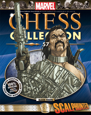 Marvel Chess Collection Vol 1 57