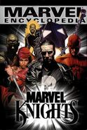 Marvel Encyclopedia Vol 1 Marvel Knights