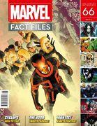 Marvel Fact Files Vol 1 66