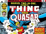 Marvel Two-In-One Vol 1 53