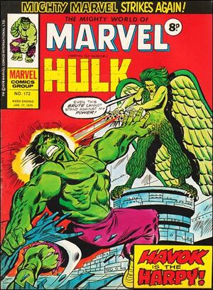 Mighty World of Marvel Vol 1 172