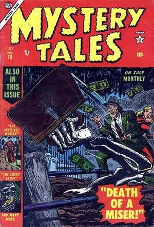 Mystery Tales Vol 1 13