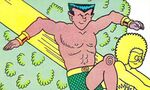 Namor McKenzie (Earth-77640) from Marvel Age Annual Vol 1 3 cover