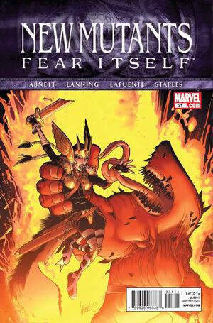 New Mutants Vol 3 31