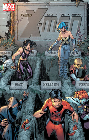 New X-Men Vol 2 27