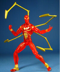 Peter Parker (Earth-616) from Marvel Universe (Toys) Series 2 Wave IX 0002