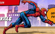 Peter Parker (Earth-TRN461) from Spider-Man Unlimited (video game) 058