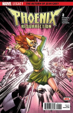 Phoenix Resurrection The Return of Jean Grey Vol 1 2