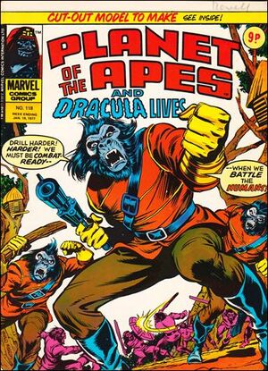 Planet of the Apes (UK) Vol 1 118