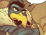 Raven the Hunter (Ravenoff) (Earth-8311)