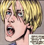 Reeva Payge (Earth-616) from X-Men Annual Vol 2 3 001