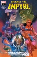 Road to Empyre The Kree Skrull War Vol 1 1