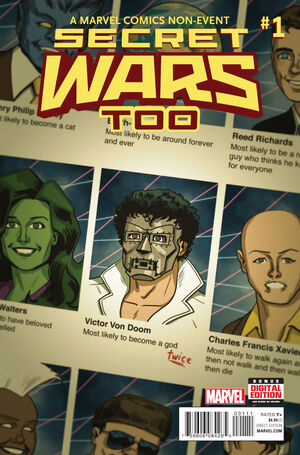 Secret Wars Too Vol 1 1