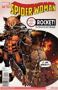 Spider-Woman Vol 5 2 Rocket Raccoon and Groot Variant