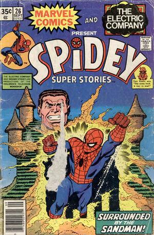 Spidey Super Stories Vol 1 26