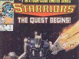 Starriors Vol 1