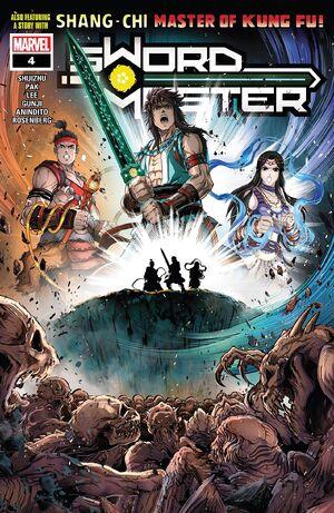 Sword Master Vol 1 4