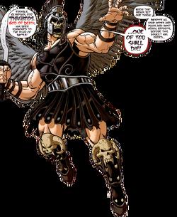 Thanatos (Earth-616) from Incredible Hercules Vol 1 138 0001