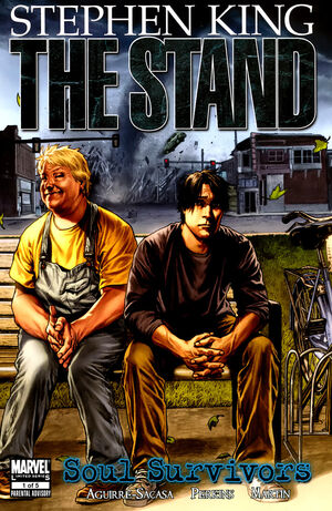 The Stand Soul Survivors Vol 1 1