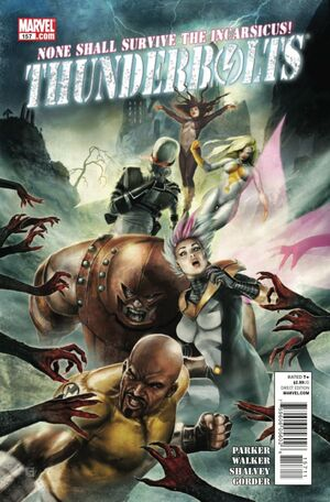Thunderbolts Vol 1 157