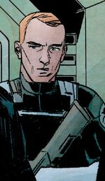 Todd (S.H.I.E.L.D. Agent) (Earth-616) from Infamous Iron Man Vol 1 9 001