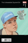 Unbeatable Squirrel Girl Vol 2 1 Hip-Hop Variant