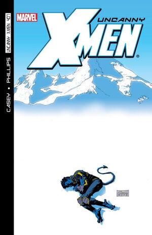 Uncanny X-Men Vol 1 407