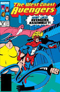 West Coast Avengers Vol 2 46