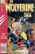 Wolverine Saga Vol 1 2