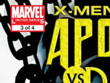 X-Men: Apocalypse vs. Dracula Vol 1 3