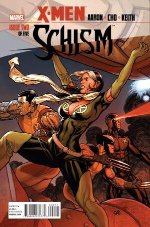 X-Men Schism Vol 1 2
