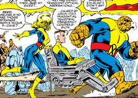 X-Plorers (Earth-92459) from Excalibur Vol 1 49 0001