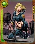 Yelena Belova (Earth-616) from Marvel War of Heroes 001