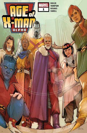 Age of X-Man Alpha Vol 1 1