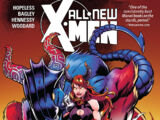 All-New X-Men: Inevitable TPB Vol 1 3: Hell Hath So Much Fury