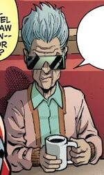 Blind Al (Althea) (Earth-Unknown) from Deadpool The End Vol 1 1 002