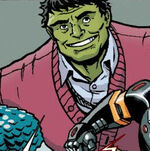 Bruce Banner (Earth-231013) from Marvel NOW WHAT! Vol 1 1 001