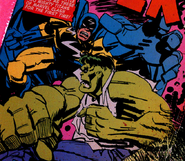 Bruce Banner (Earth-616) and Robert Reynolds (Earth-616) from Sentry Hulk Vol 1 1 0001