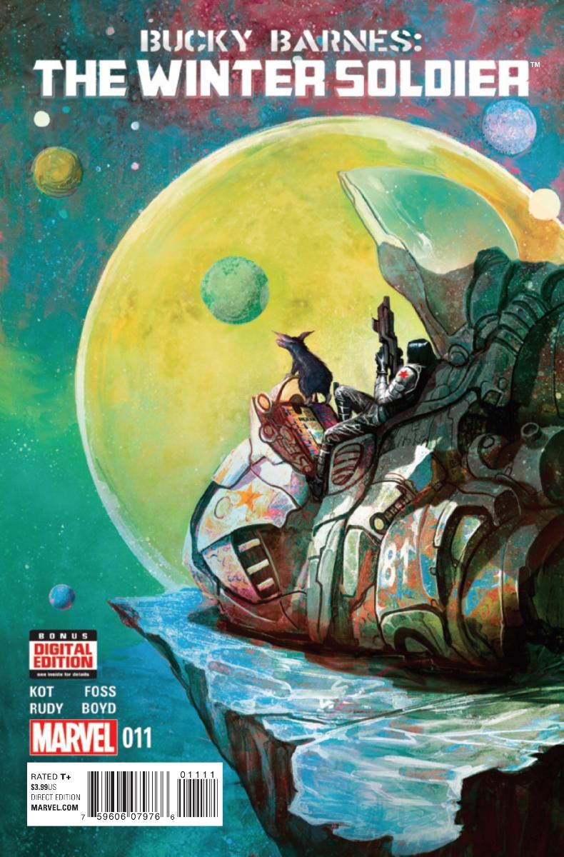 Bucky Barnes: The Winter Soldier Vol 1 11 | Marvel Database