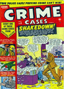 Crime Cases Comics Vol 1 6